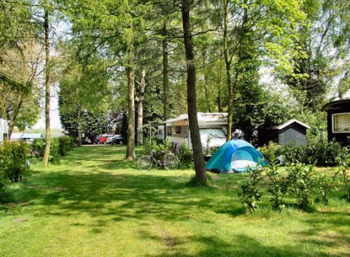 Camping Irene Hoeve   Verblijfplaatsen